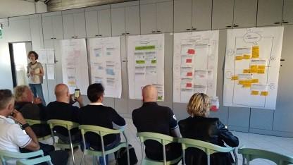Idee in Comune 2019 - Workshop Mantova 1-6-2019 restituzione finale
