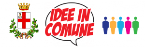 Logo Idee in Comune 2019